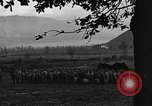 Image of American soldiers Pietravairano Italy, 1943, second 9 stock footage video 65675076933