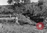 Image of 30th Infantry advancing in World War II Pietravairano Italy, 1943, second 8 stock footage video 65675076935