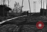 Image of gas lines Italy, 1943, second 3 stock footage video 65675076938