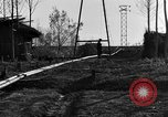 Image of gas lines Italy, 1943, second 9 stock footage video 65675076938