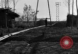 Image of gas lines Italy, 1943, second 11 stock footage video 65675076938