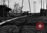 Image of gas lines Italy, 1943, second 12 stock footage video 65675076938