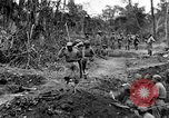 Image of Chinese soldiers Burma, 1943, second 8 stock footage video 65675076944