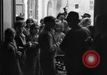 Image of Allied Military Government officer Prata Sannita Italy, 1943, second 8 stock footage video 65675076946