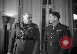 Image of army officers North Africa, 1943, second 3 stock footage video 65675076948