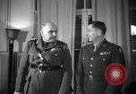 Image of army officers North Africa, 1943, second 4 stock footage video 65675076948
