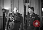 Image of army officers North Africa, 1943, second 5 stock footage video 65675076948