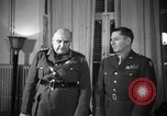 Image of army officers North Africa, 1943, second 6 stock footage video 65675076948