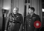 Image of army officers North Africa, 1943, second 8 stock footage video 65675076948