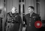 Image of army officers North Africa, 1943, second 9 stock footage video 65675076948