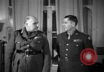 Image of army officers North Africa, 1943, second 10 stock footage video 65675076948
