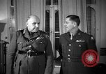 Image of army officers North Africa, 1943, second 11 stock footage video 65675076948