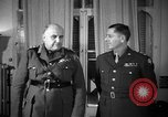 Image of army officers North Africa, 1943, second 12 stock footage video 65675076948