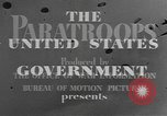 Image of American paratroopers United States USA, 1943, second 7 stock footage video 65675076952