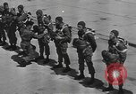 Image of American paratroopers United States USA, 1943, second 11 stock footage video 65675076953
