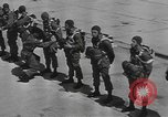 Image of American paratroopers United States USA, 1943, second 12 stock footage video 65675076953