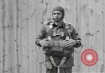 Image of American paratroopers Fort Bragg North Carolina USA, 1942, second 1 stock footage video 65675076957
