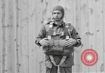 Image of American paratroopers Fort Bragg North Carolina USA, 1942, second 5 stock footage video 65675076957
