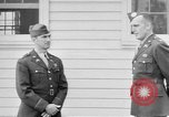 Image of American paratroopers Fort Bragg North Carolina USA, 1942, second 1 stock footage video 65675076958