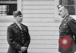 Image of American paratroopers Fort Bragg North Carolina USA, 1942, second 2 stock footage video 65675076958