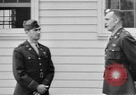 Image of American paratroopers Fort Bragg North Carolina USA, 1942, second 4 stock footage video 65675076958