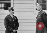 Image of American paratroopers Fort Bragg North Carolina USA, 1942, second 5 stock footage video 65675076958