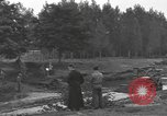 Image of American soldiers Luxeuil-Les-Bains France, 1944, second 7 stock footage video 65675076964