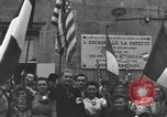 Image of French civilians Luxeuil-Les-Bains France, 1944, second 12 stock footage video 65675076967