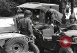 Image of Wounded German and American soldiers Nijmegen Netherlands, 1944, second 9 stock footage video 65675076971
