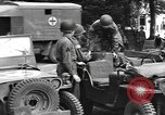 Image of Wounded German and American soldiers Nijmegen Netherlands, 1944, second 10 stock footage video 65675076971