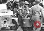 Image of Wounded German and American soldiers Nijmegen Netherlands, 1944, second 11 stock footage video 65675076971