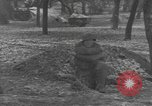 Image of American soldiers Saint Geertruid Holland, 1944, second 4 stock footage video 65675076974