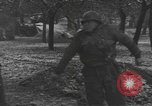 Image of American soldiers Saint Geertruid Holland, 1944, second 7 stock footage video 65675076974