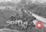 Image of American Army 29th Division troops Eygelshoven Netherlands, 1944, second 9 stock footage video 65675076975