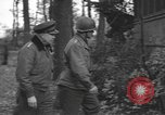 Image of Dwight Eisenhower European Theater, 1944, second 7 stock footage video 65675076977