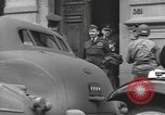 Image of Dwight Eisenhower Brussels Belgium, 1944, second 6 stock footage video 65675076978