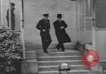 Image of Dwight Eisenhower Brussels Belgium, 1944, second 9 stock footage video 65675076978