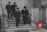 Image of Dwight Eisenhower Brussels Belgium, 1944, second 11 stock footage video 65675076978