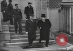 Image of Dwight Eisenhower Brussels Belgium, 1944, second 12 stock footage video 65675076978