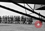 Image of 101st Airborne Division Welford Berkshire England , 1944, second 12 stock footage video 65675076988