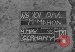 Image of 101st Airborne Division Germany, 1945, second 1 stock footage video 65675076993