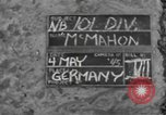 Image of 101st Airborne Division Germany, 1945, second 5 stock footage video 65675076993
