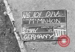 Image of 101st Airborne Division Germany, 1945, second 1 stock footage video 65675076994