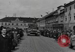 Image of 4th Armored Division Czechoslovakia, 1945, second 3 stock footage video 65675076997