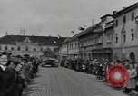 Image of 4th Armored Division Czechoslovakia, 1945, second 5 stock footage video 65675076997