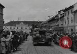 Image of 4th Armored Division Czechoslovakia, 1945, second 7 stock footage video 65675076997