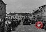 Image of 4th Armored Division Czechoslovakia, 1945, second 9 stock footage video 65675076997