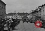 Image of 4th Armored Division Czechoslovakia, 1945, second 10 stock footage video 65675076997