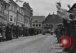Image of 4th Armored Division Czechoslovakia, 1945, second 11 stock footage video 65675076997