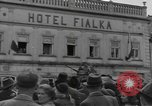 Image of 4th Armored Division Susice Czechoslovakia, 1945, second 2 stock footage video 65675076999